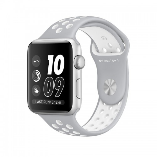 Apple Watch Series 2 Nike+ 38mm MNNQ2 Silver