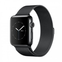 Apple Watch Series 2 42mm MNQ12 Stainless Steel Black