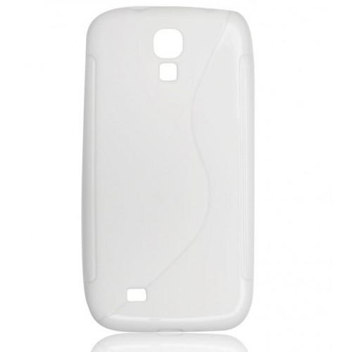 Силиконов калъф S-line - BlackBerry Z10 прозрачен