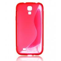 Силиконов калъф S-line - Samsung Galaxy Grand Neo червен