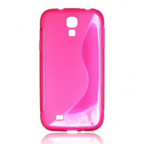 Силиконов калъф S-line - Samsung Galaxy Core 2 розов