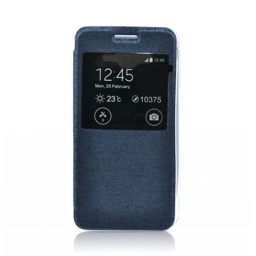 Калъф S-View Flexi - Samsung Galaxy Xcover 3 син