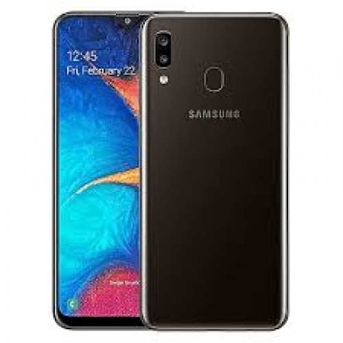 Samsung Galaxy A20 32GB Dual A205 Black