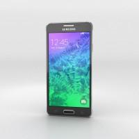 Samsung G850F Galaxy Alpha Black