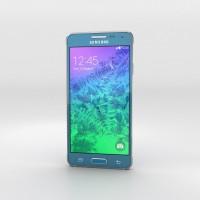 Samsung G850F Galaxy Alpha Blue