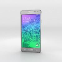Samsung G850F Galaxy Alpha Silver