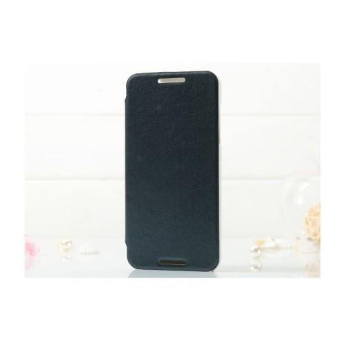 Кожен калъф Kalaideng Swift - HTC One M8 черен
