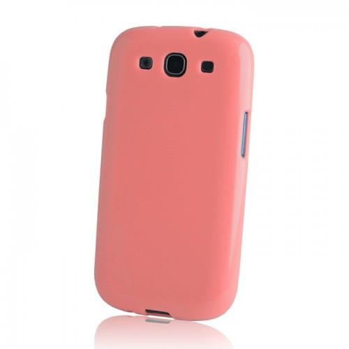 Силиконов калъф - HTC One M8 Mini розов
