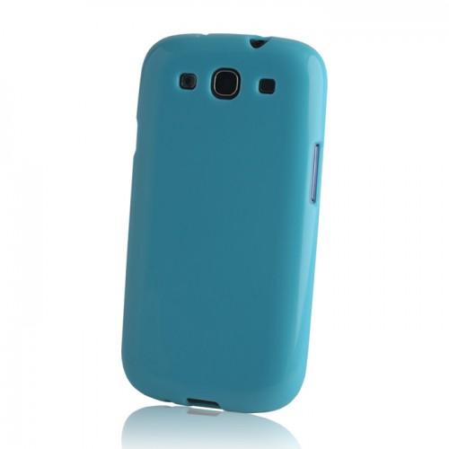 Силиконов калъф - HTC One M8 син