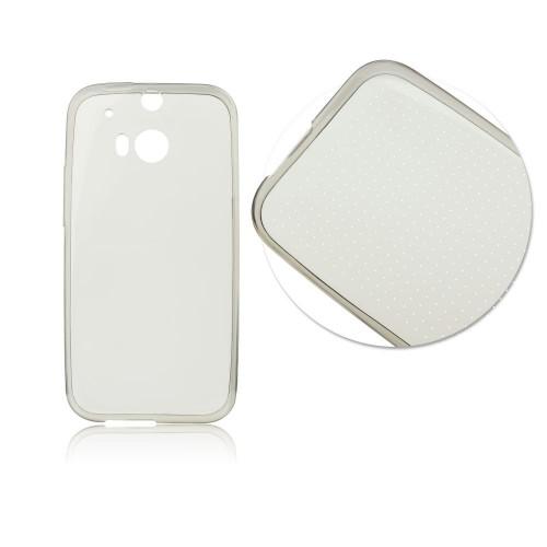 Силиконов гръб Ultra Slim - Apple iPhone 4 опушен