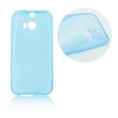 Силиконов калъф Ultra Slim - HTC Desire 816 син