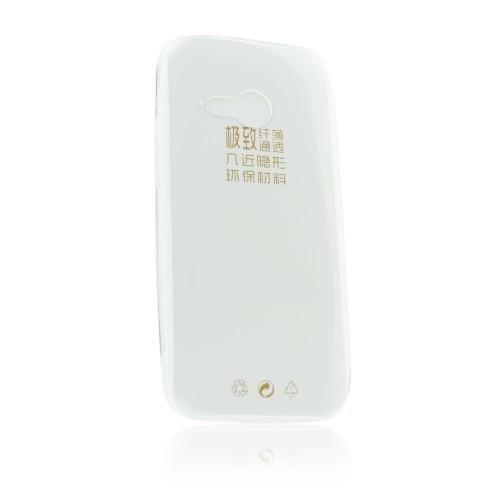 Силиконов калъф Ultra Slim - Huawei Ascend P7 прозрачен