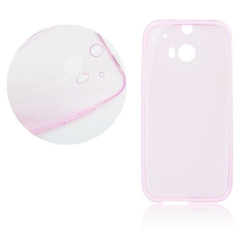 Силиконов калъф Ultra Slim - LG G2 Mini розов