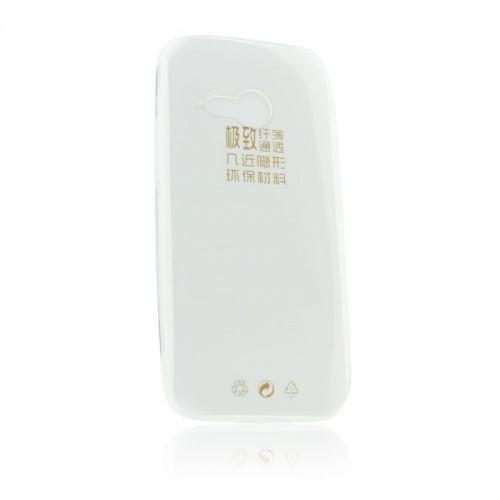 Силиконов гръб Ultra Slim - Huawei P10 Plus прозрачен