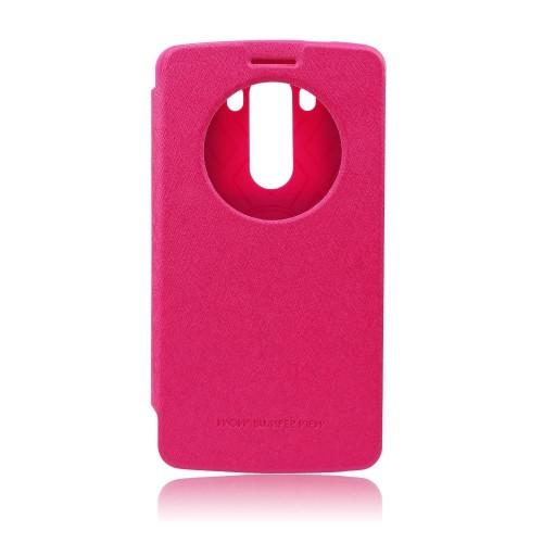 Калъф WOW - LG G3 розов