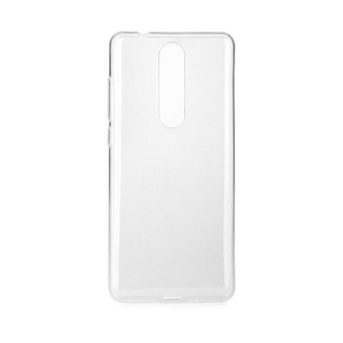 Силиконов гръб за Nokia 5.1