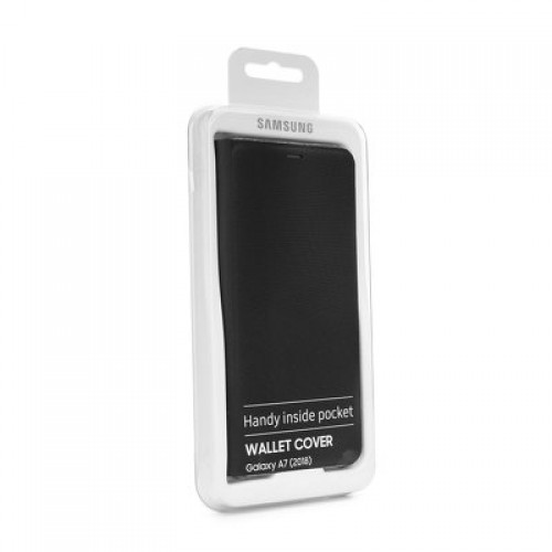 Flip case за Samsung Galaxy A7 (2018)