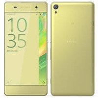 Sony Xperia XA Single (F3111) Lime Gold