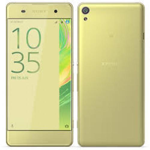 Sony Xperia XA Dual F3116 Lime Gold