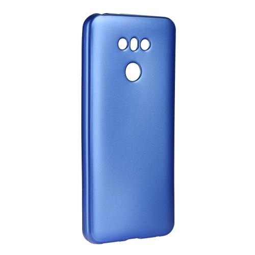 Гръб Jelly Flash Mat -  Xiaomi Mi A1 син