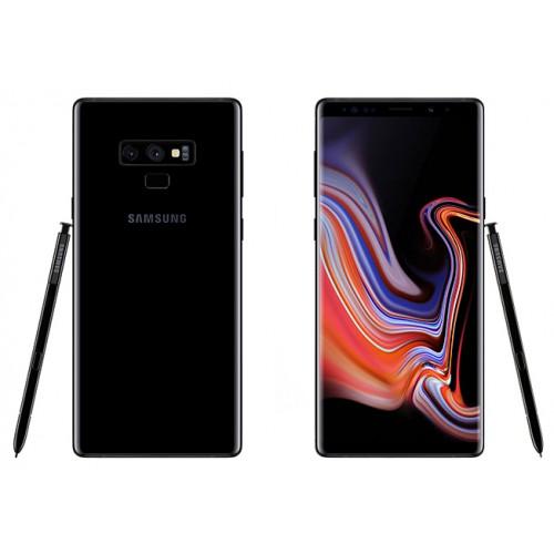Samsung Galaxy Note 9 128GB Dual Sim 128GB black