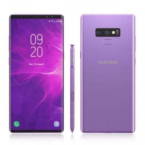 Samsung Galaxy Note 9 N960 128GB purple