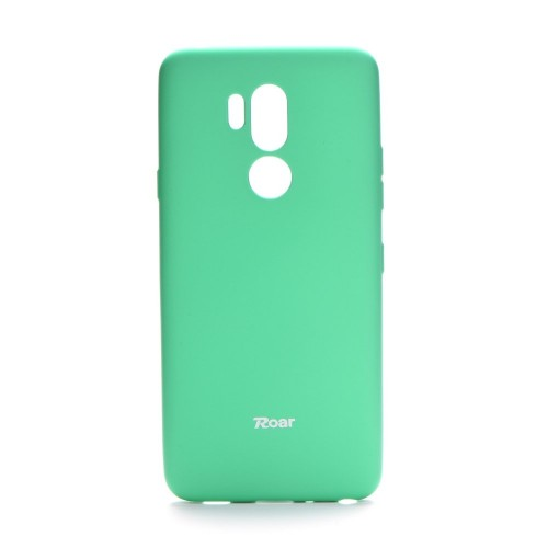 Гръб Roar Colorful Jelly - LG G7 ThinQ мента