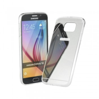 Калъф Forcell Mirro - Samsung Galaxy S9 сребрист