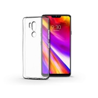 Гръб Ultra Slim 0,5mm - LG G7 ThinQ прозрачен