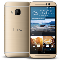 HTC One M9 Dual Gold