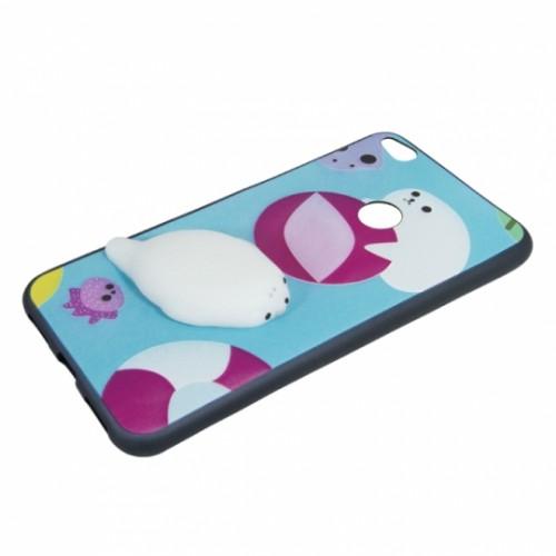 Гръб ANIMAL - Samsung Galaxy J5 (2017) - тюлен