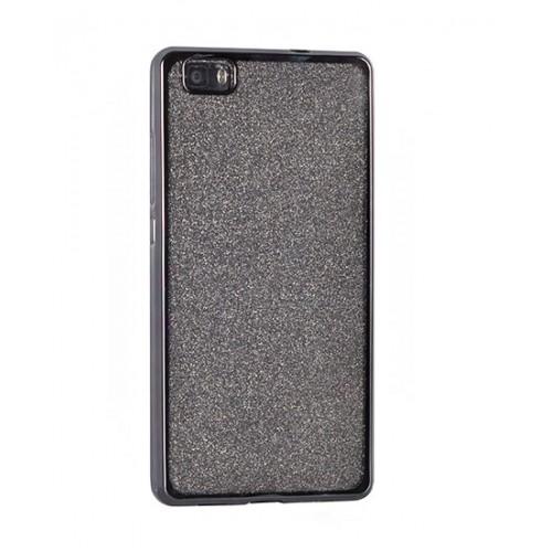 Гръб Elektro Glitter - Samsung Galaxy S8 сив