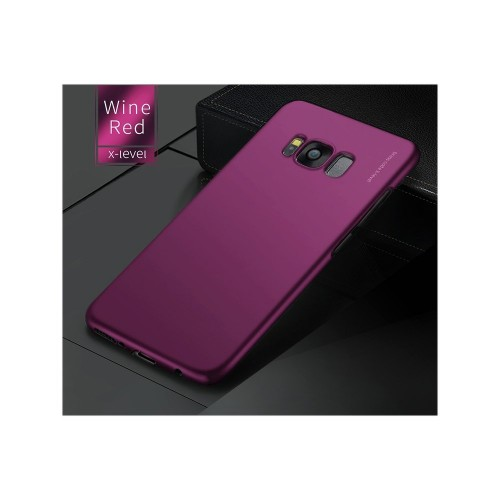 Калъф XLEVEL Knight - Huawei P10 бордо