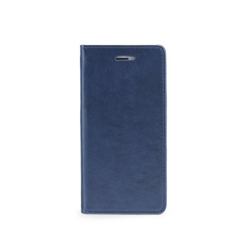 Калъф Magnet Book  - Motorola G9 Play тъмно син