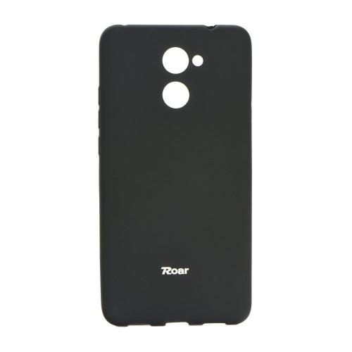 Гръб Roar Colorful Jelly - Huawei Y7 черен