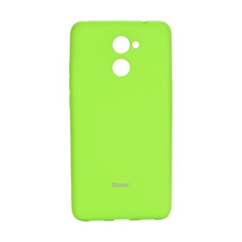 Гръб Roar Colorful Jelly - Huawei Y7 лайм