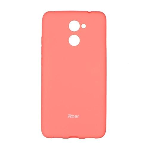 Гръб Roar Colorful Jelly - Huawei Y7 розов