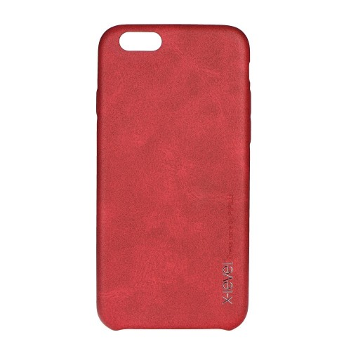 Гръб XLEVEL Vintage - Huawei P10 червен