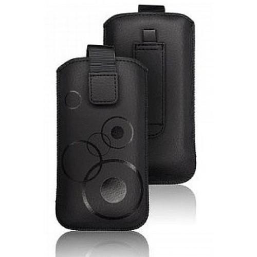 Кожен калъф - LG G2 Mini черен