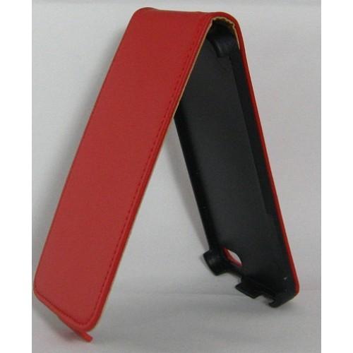 Калъф тефтер - Samsung Galaxy червен