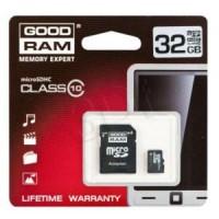 Карта памет Micro SD на GOODRAM 32GB class 10