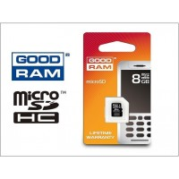 Карта памет Micro SD на GOODRAM 8GB class 4