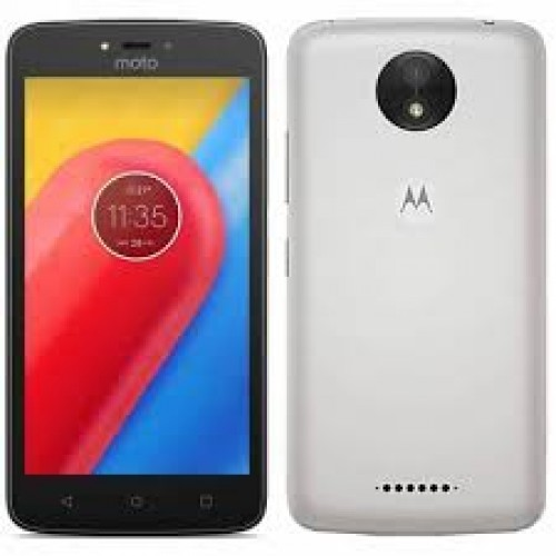 Motorola Moto C 8GB Dual White