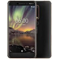Nokia 6.1 32GB 2nd Generation 2018 Black/Copper