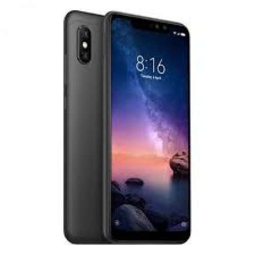 Xiaomi Redmi Note 6 Pro Dual Sim 64GB Black