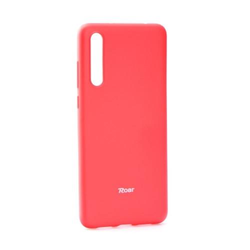 Гръб Roar Colorful Jelly - Samsung Galaxy A6 Plus червен