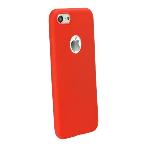 Гръб Forcell SOFT - Apple iPhone 8 червен