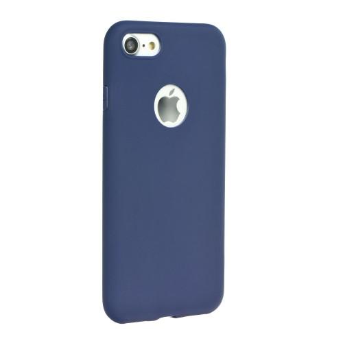 Гръб Forcell SOFT - Apple iPhone 8 син