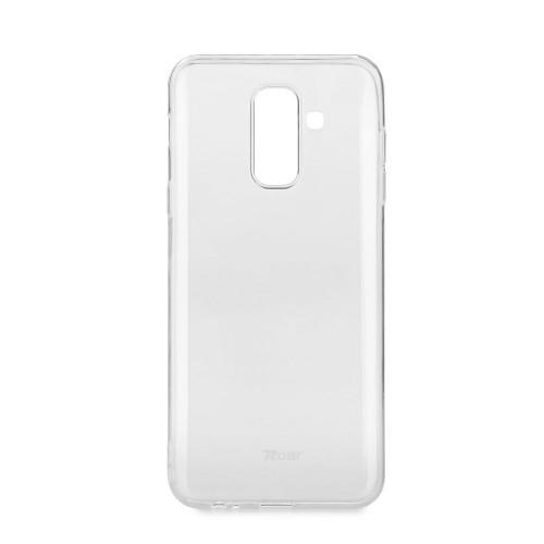 Гръб Jelly Case Roar -  Samsung Galaxy A6 Plus прозрачен