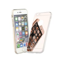 Калъф Forcell Mirro - Apple iPhone 5 розов